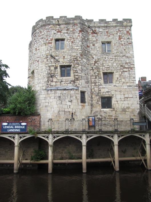 Lendal Bridge Tower